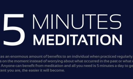 5 Minutes of Meditation