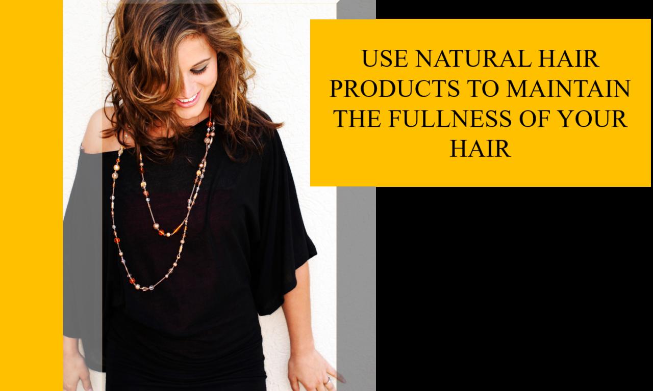 Smart Beauty Hair Tips